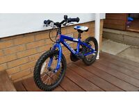 SARACEN BOLT - child's bicycle. Very Good Condition