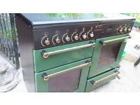 110 leisure rangemaster gas cooker