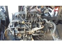 ford transit 2.0 tdi engine and gear box