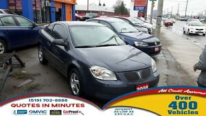 2008 Pontiac G5 AS-IS SPECIAL