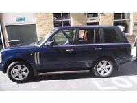 2003 Range Rover VOGUE 4.4 LPG/Petrol
