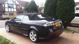SAAB convertable for sale one owner excellent condition low milage