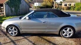 Audi A4 3.0V6