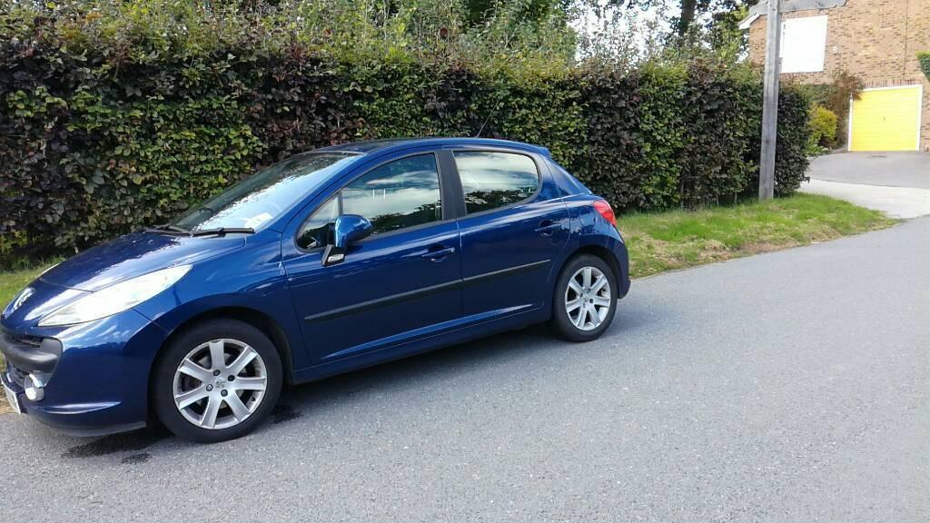 Peugeot 207 sport HDI.