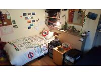 Nice Double Room In East Acton Available Tomorrow for 1 or 2 People, All Bills Included, Zone 2