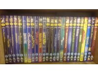Disney collection 1-25 plus tangled and frozen