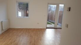 Double bedroom in a new house in Enfield