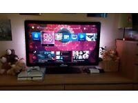 Philips ambilight 42 inch tv