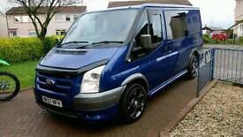 Deposit taken***Ford Transit Sport ST Camper / day van****PRICE DROP****