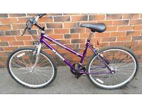 Ladies Bike 18.5 inch frame 26 inch wheels