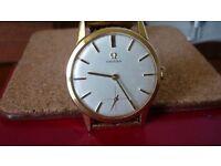 Gentleman's Omega Wristwatch