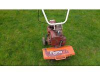 Flymo 3hp Rotavator Briggs and Stratton Engine Good Working Order