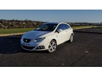 2011 SEAT Ibiza Chill 1.4 (3 Door) White - Low Mileage - Full Service History