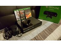 Microsoft Xbox One 500gb with wireless controller and 3 games very cheap possibly delivery