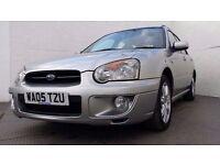 2005 | Subaru Impreza 2.0 GX 5dr | Automatic | Petrol | 1 Former Keeper | New Cambelt | HPI Clear