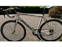 Carrera Virtuoso Sports Racing Bike - SHIMANO CLARIS £140