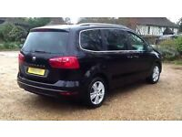 7 Seater with Private Driver for All Occasions (London)