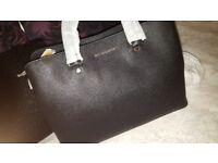Savannah black large tote bag - Michael Kors