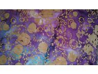 Batik Cotton Fabric - per meter