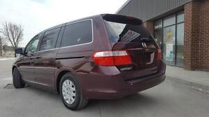 2007 Honda Odyssey LX PKG / 7 PASSENGERS / 83K ONLY!!!