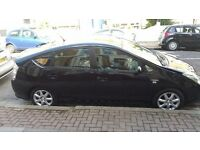 Pco registered Toyota prius t sprit top of the range , full leather, sat nav reverse camera.