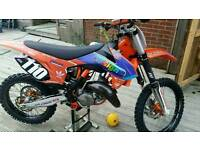 Ktm 125 2015 swap for yzf crf kxf 250