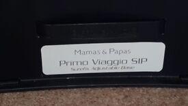 Mamas and papas isofix car seat