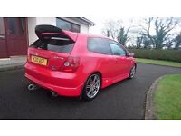 civic type r ep3 235 bhp