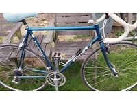 Racing bike italian frame 22 inch