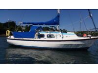 WESTERLY CENTAUR 26ft - price reduced for quick sale.