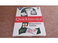 QuickInvoice for Quicken