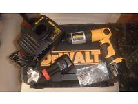 brand new dewalt cordless screwdriver dc600