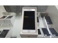 ~ WITH RECEIPT ~ AS NEW Apple iPhone 7 Plus 32GB Gold Unlocked *Apple Warranty*