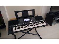 Yamaha PSR s970 Keyboard Arranger