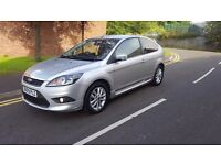 FORD FOCUS ZETEC S 115 TOP CONDITION PERFECT RUNNER 12 MONTHS MOT NATIOWIDE WARRANTY IS AVAILABLE