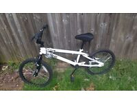 Bmx quick sale barely used £25