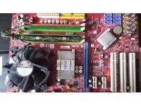 MSI P43 Neo-F Socket775