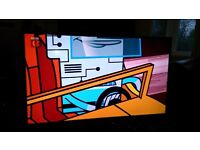 "SAMSUNG 60"" LED TV SMART/3D/WIFI/DUAL CORE/MEDIA PLAYER/200HZ IN MINT CONDITION NO OFFERS"