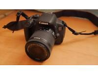 Canon EOS 700d body + extras!