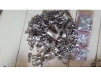 260+ various size copper lugs / battery terminals