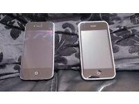 iPhone 3gs & 4S (Both 16GB)