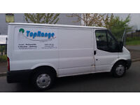 TOPRANGE LOGISTICS SERVICES IN LEICESTER.