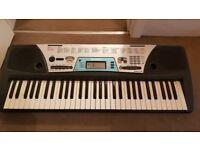 Yamaha keyboard PSR-170 with stand