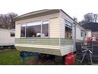 Glenville caravan site Cushendall