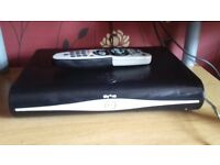 Sky+ HD box & remote
