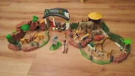 Playmobil Large ZOO with lots of animals and accesories