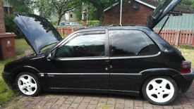 Citroen Saxo VTS 1.6 2003 Plenty mods NOT VTR
