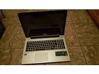 Asus i5 touchscreen laptop