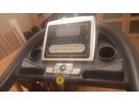 Everlast electric treadmill