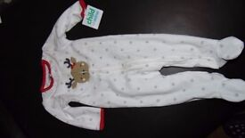 6-9 months baby christmas outfit from carters new with tags bought for 29.99